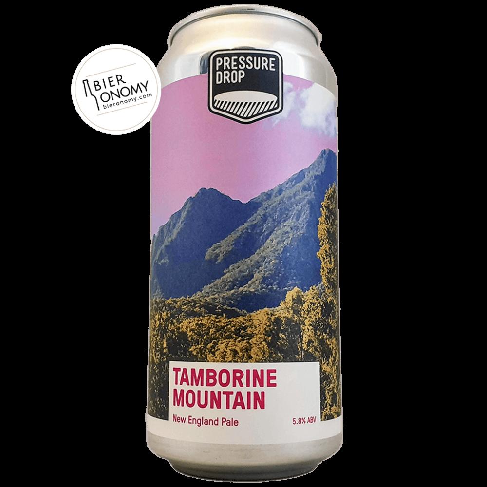 Bière Tamborine Mountain New England Pale 44 cl Brasserie Pressure Drop Brewing