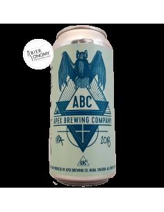 Bière Single Hop IPA 44 cl Brasserie Apex Brewing Company