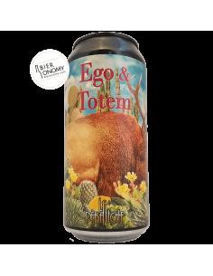 Bière Ego & Totem Gose Lime & Cactus 44 cl Brasserie La Débauche