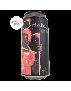 Bière Mango Rising Sour 44 cl Brasserie La Débauche x Browar Kingpin