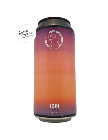 Bière Izpi NE Pale 44 cl Brasserie La Superbe