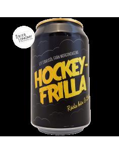 Bière Hockeyfrilla Röda Bär & Lakrits Sour Candy Weisse 33 cl Brasserie Morgondagens