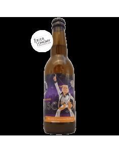 Bière Disco Juice Double NEIPA 33 cl Brasserie Piggy Brewing