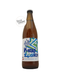 Bière Kwas Epsilon Double India Sour 50 cl Brasserie PINTA