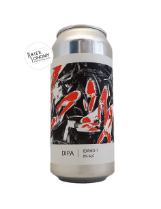 Bière Dipa Idaho7 44 cl Brasserie Popihn