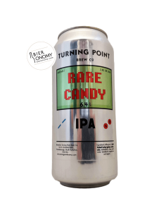 Bière Rare Candy IPA 44 cl Brasserie Turning Point Brew Co