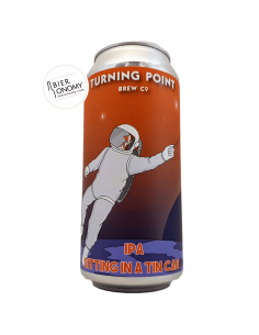 Bière Sitting In A Tin Can IPA 44 cl Brasserie Turning Point Brew Co