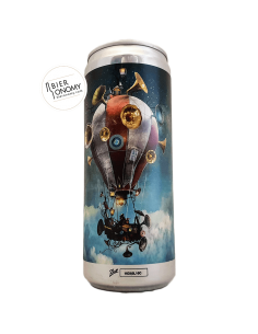 Bière Gramoballoophone Berliner Weisse 33 cl Brasserie Wizard Brewing