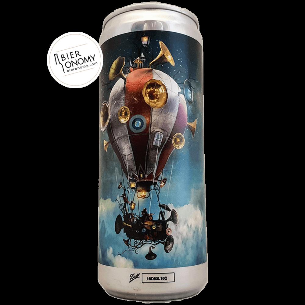 Bière Gramoballoophone Berliner Weisse 33 cl Brasserie Wizard Brewing