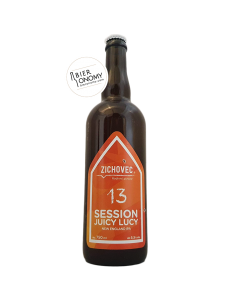 Bière Session Juicy Lucy NEIPA 75 cl Zichovec Brasserie