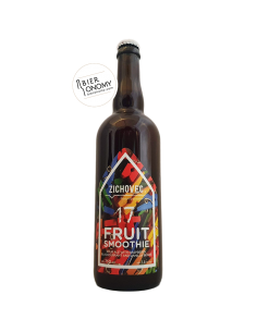 Bière Fruit Smoothie Sour 75 cl Zichovec Brasserie