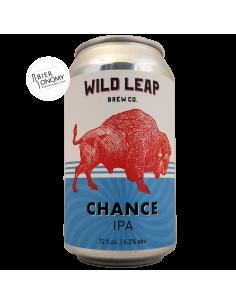 Bière Chance IPA 35,5 cl Brasserie Wild Leap
