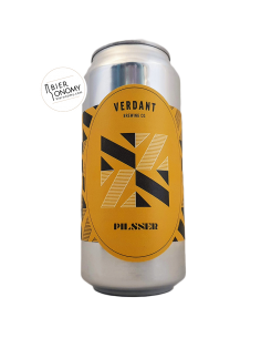 Bière NZ Pilsner 44 cl Brasserie Verdant