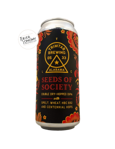 Bière Seeds of Society DDH DIPA 47,3 cl Brasserie TrimTab