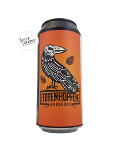 Bière All Together (Hop Juice) NEIPA 44 cl Brasserie Totenhopfen (orange)