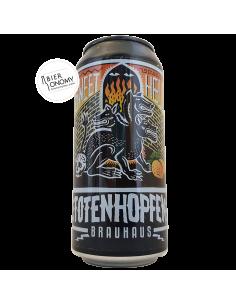 Bière Sweet Hell Lux IPA 44 cl Brasserie Totenhopfen