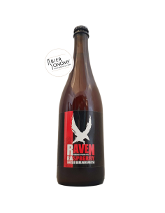 Bière Raspberry Infused Berliner Weisse 70 cl Brasserie Raven