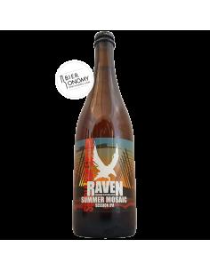 Bière Summer Mosaic Session IPA 70 cl Brasserie Raven