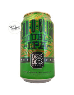 Bière Can-O-Bliss Double IPA 35,5 cl Brasserie Oskar Blues Brewery