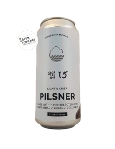 Bière Our Highs, Their Lows Pilsner 44 cl Brasserie Cloudwater