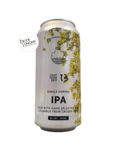 Bière Back On Boogie St IPA 44 cl Brasserie Cloudwater