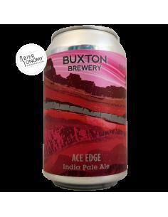 Bière Ace Edge IPA 33 cl Brasserie Buxton