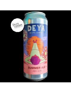 Bière Summer Ale Australian Pale Ale 50 cl Brasserie DEYA