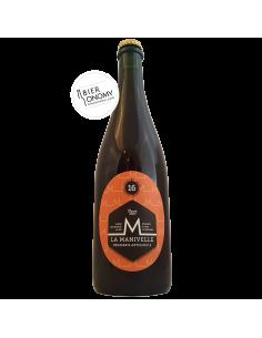 Bière Ambrée 16 75 cl Brasserie La Manivelle
