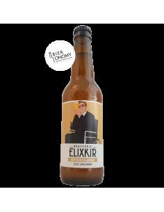 Bière Gose Gingembre Docteur Folamour 33 cl Brasserie Elixkir