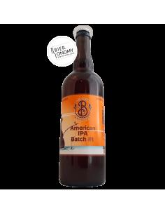Bière Éphémère 1 American IPA 75 cl Brasserie Les Deux Branches