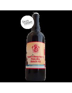 Bière Éphémère 2 Peach Raspberry Pale Ale 75 cl Brasserie Les Deux Branches