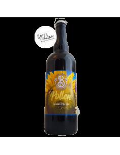 Bière Pollen Session Pale Ale 75 cl Brasserie Les Deux Branches