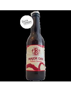 Bière Major Oak French Saison 33 cl Brasserie Les Deux Branches
