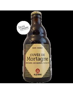 Bière Cuvée de Mortagne Amber Barrel Aged Quadrupel 33 cl Brasserie Alvinne