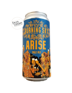 Bière Arise Pale Ale 44 cl Brasserie Burning Sky