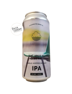Bière That Which You Earn For IPA Mosaic 44 cl Brasserie Cloudwater