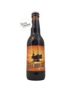 Bière Imperial Brown Stout 33 cl Brasserie du Grand Paris