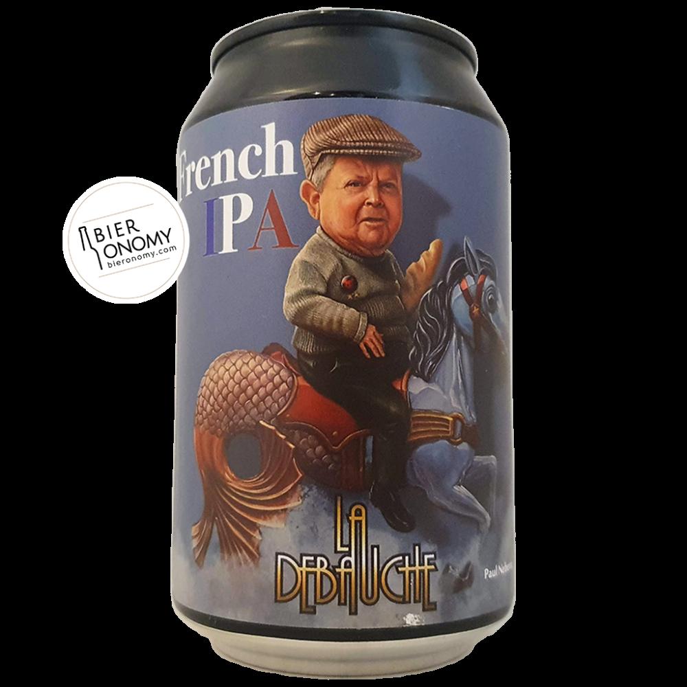 Bière French IPA 33 cl Brasserie La Débauche