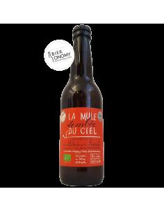 Bière La Mule Tombée du Ciel Hoppy Pale Ale 33 cl Brasserie La Vieille Mule