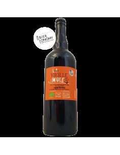 Bière Ambrée 75 cl Brasserie La Vieille Mule