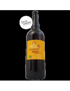 Bière La Mulette Blonde Pale Ale 75 cl Brasserie La Vieille Mule