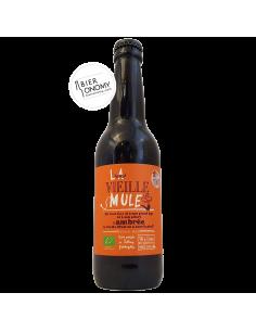 Bière Ambrée 33 cl Brasserie La Vieille Mule
