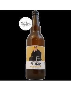 Bière Gose Gingembre Docteur Folamour 66 cl Brasserie Elixkir