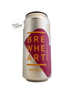 Bière Beer Gees DDH Double IPA 44 cl Brasserie BrewHeart