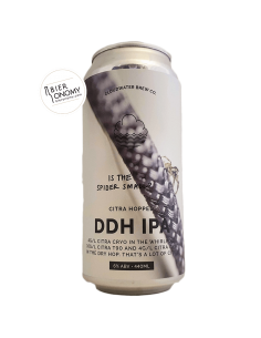 Bière Is the Spider Small? DDH IPA 44 cl Brasserie Cloudwater Brew Co