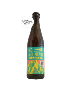 Bière Session IPA 33 cl Brasserie Big Mountain Brewing Company