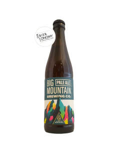 Bière Pale Ale 33 cl Brasserie Big Mountain Brewing Company