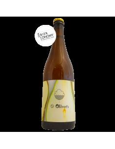 Bière La Deuxième Saison Des Poires 75 cl Brasserie Cloudwater x Oliver's x After The Harvest
