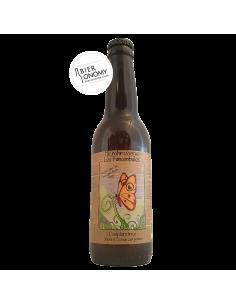 Bière L'Exploratrice Imperial Saison Poivres 33 cl Brasserie Les Funambules