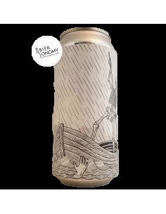 Bière Deeper Water Milk Stout 44 cl Brasserie Left Handed Giant